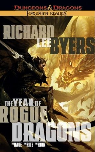 Forgotten Realms) The Year of Rogue Dragons - Richard Lee